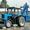 Экскаватор-бульдозер на базе трактора Беларус-82.1 #1542086