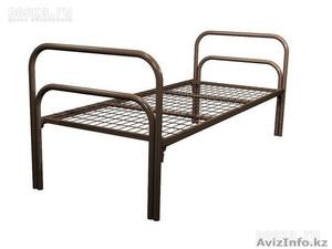 Кровати металлические для интернатов, кровати для студентов, кровати дёшево - Изображение #3, Объявление #1422060