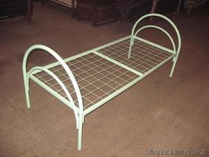 Кровати металлические для интернатов, кровати для студентов, кровати оптом. - Изображение #1, Объявление #1421157