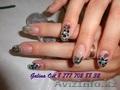 Наращивние ногтей