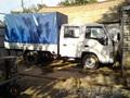 малый коммерческий грузовичок