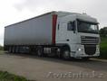 Грузоперевозки по странам СНГ на еврофурах до 20 тонн