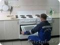 Ремонт электро плит  духовых шкафов вытяжек