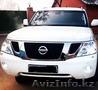 автомобиль Nissan Patrol 2011 года. белый цвет, Объявление #1241757
