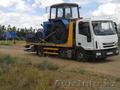 Эвакуатор легковых, грузовых авто, микроавтобусов, автобусов и спецтехники до 5 т