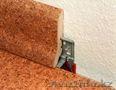 Пробковый погонаж - Пробковые плинтусы,  уголки,  профили