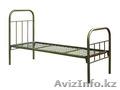 Кровати металлические двухъярусные, одноярусные, кровати для рабочих, оптом. - Изображение #3, Объявление #1418624